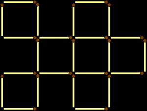 математичний марафон - задача про сірники