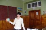 Сліпович Наталія Михайлівна.Вчитель математики.